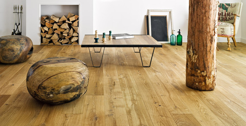 Passion for wood floors