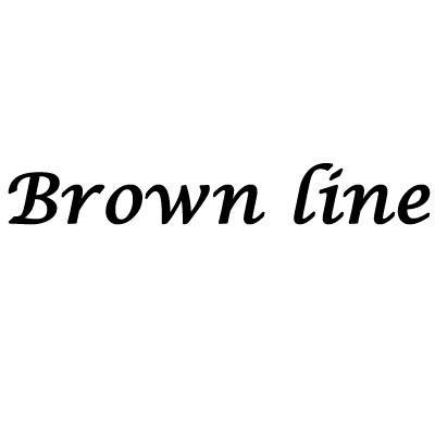 Brown line 1